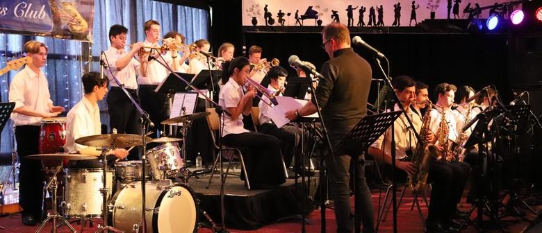 Rangitoto College Big Band & North Sea Combo
