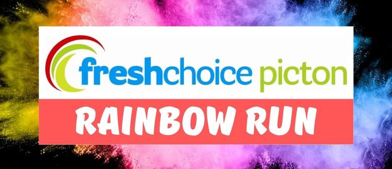 FreshChoice Picton Rainbow Run