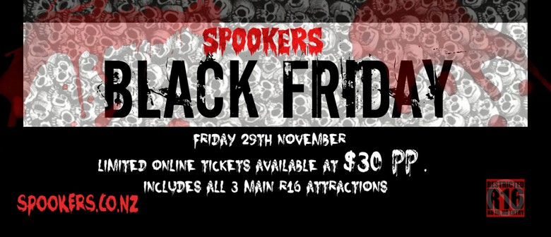 Black Friday R16 Special