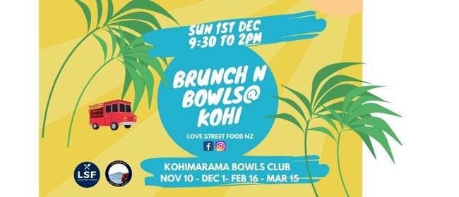 Brunch n' Bowls at Kohi – Street Food Brunch