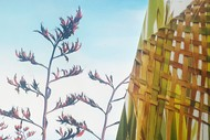 Image for event: Blood of The Flax: A Book Talk