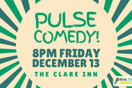 Image for event: Pulse Comedy!