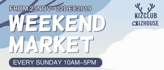 Kizclub Market Day