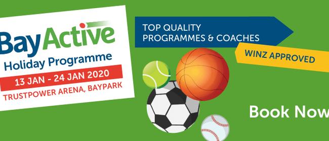BayActive Football Coaching Clinic