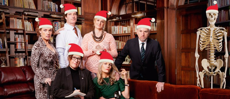 Jung & the Restless - Xmas Special!