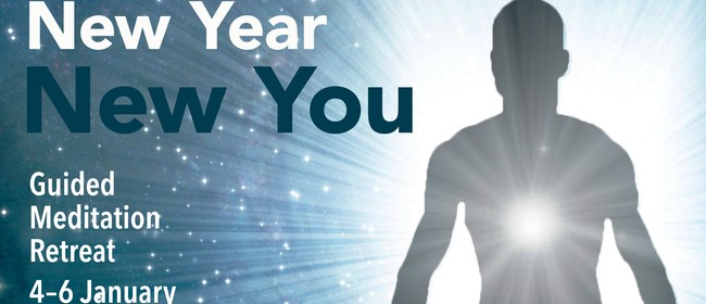 New Year New You Guided Meditation Retreat