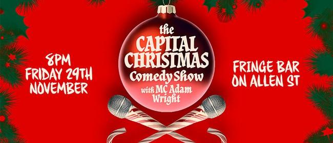 The Capital Christmas Comedy Show!