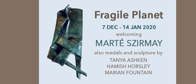 Fragile Planet - Welcoming Marté Szirmay