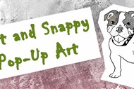 Image for event: Short and Snappy Pop-Up Art