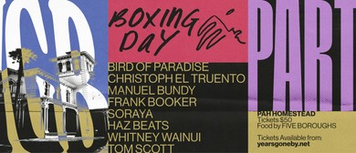 YGB Boxing Day Party