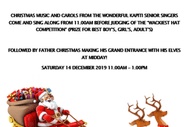 Image for event: Christmas Carols