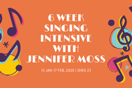 Image for event: 6-Week Singing Intensive with Jennifer Moss