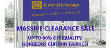 Fabric Clearance Sale