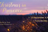 Image for event: Christmas in Provence
