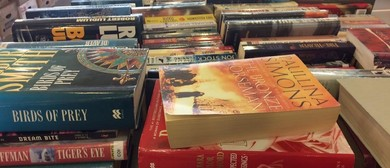 Annual Summer Used Book Sale