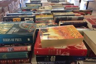 Image for event: Annual Summer Used Book Sale