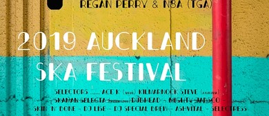 The 2019 Auckland Skafest