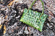 Image for event: Make a Flax Kete