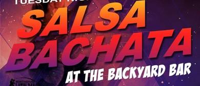 Tuesday Salsa - Bachata Night