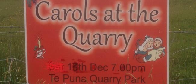 Carols at the Quarry