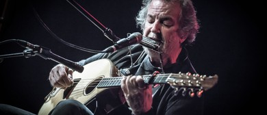 Andy Irvine - Christchurch