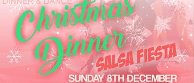 Christmas Dinner Salsa Fiesta