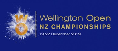 Wellington Open NZ Championships