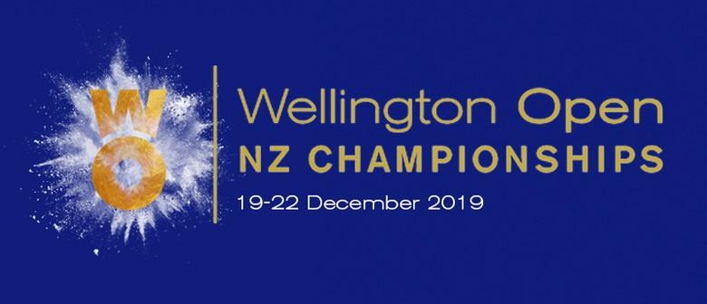 Wellington Open NZ Championships