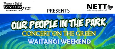 Our People In the Park - Concert On the Green