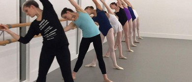 Open Level Ballet Dance Classes (17+ Years)