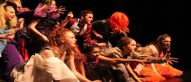 Musical Theatre Classes (Ages 12-15)