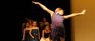 Contemporary Dance Classes 1 (8-12 Years)