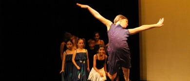 Contemporary Dance 2 Classes (8-12 Years)