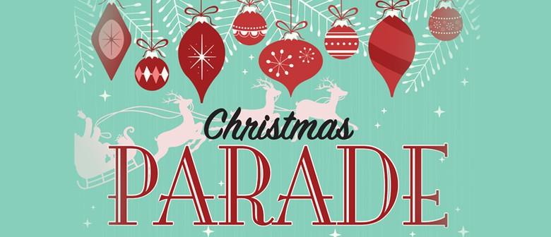 The Ashhurst Christmas Parade
