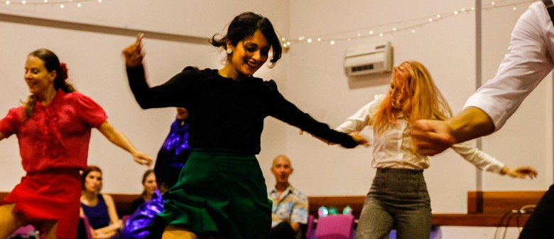 Vintage Jazz Dance Course for Teens & Adults