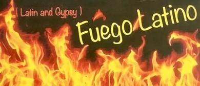 Fuego-latino - Latin-and-Gypsy