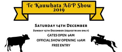 Te Kauwhata A&P Show