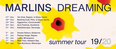 Marlin's Dreaming Summer Tour 19/20