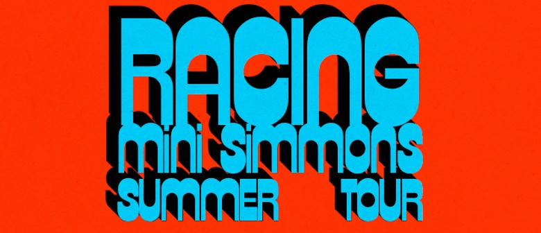 Racing Summer Tour with Mini Simmons