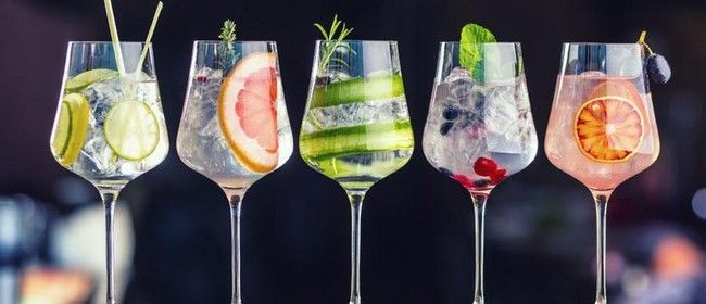 Gin Cocktail Masterclass
