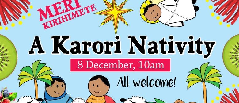 A Karori Nativity
