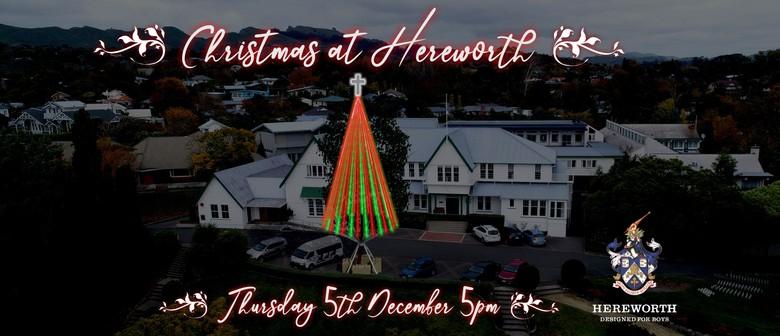 Christmas at Hereworth
