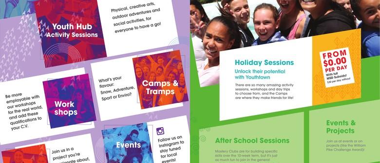 Youthtown Te Awamutu Holiday Programme
