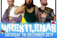 Image for event: Unified Championship Wrestling: Wrestlemas