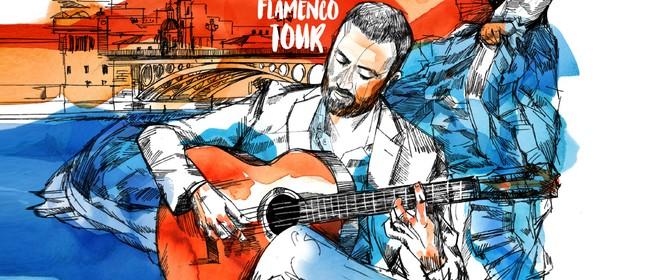 Paul Bosauder Flamenco Tour