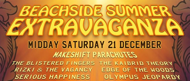 Beachside Band Extravaganza