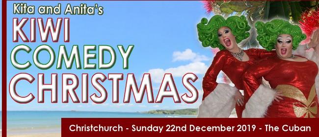 Kita and Anita's Kiwi Comedy Christmas!