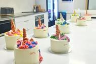 Unicorn Cake Class
