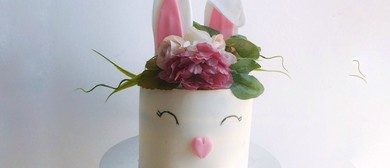 Easter Bunny Cake Class