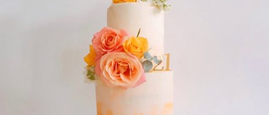 Two Tier Pastel Cake Class